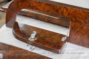 Restaurateur boiserie et tableau de bord - voiture anciennes - Classic Dashboards - Maitre Artisan d'Art