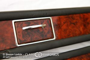 Woodwork & Dashboard Restoration - Rolls Royce Silver Cloud